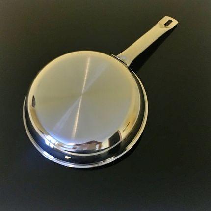 Frying pans - EXCALIBUR™ Copper Frying Pan - NUOVA H.S.S.C.
