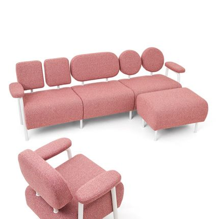 sofas - AUDREY by SO_FEM - TRANS:FORMING DESIGN POLAND