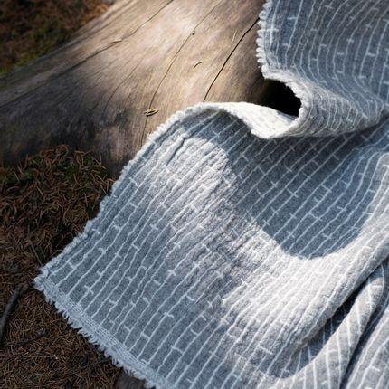 Throw blankets - METSÄ wool throws - LAPUAN KANKURIT OY FINLAND