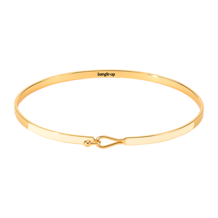Bijoux - Bracelet Lily - Blanc sable - BANGLE UP