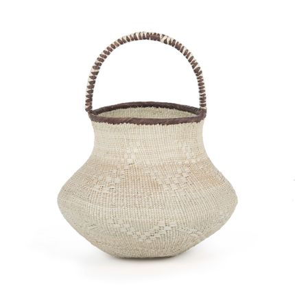 Design objects - Shell and Handle basket - DANYÉ