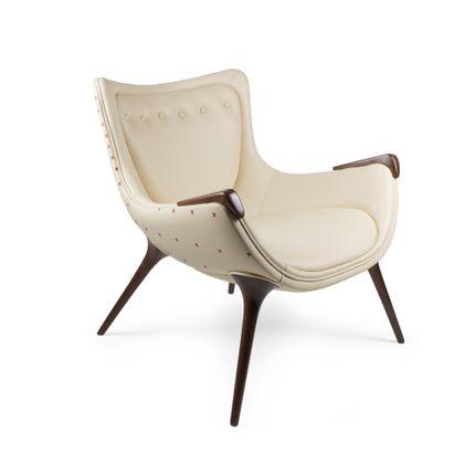 Armchairs - Ghadames armchair - ALMA de LUCE