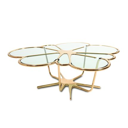 Tables basses - Kanzashi Coffee table - ALMA DE LUCE