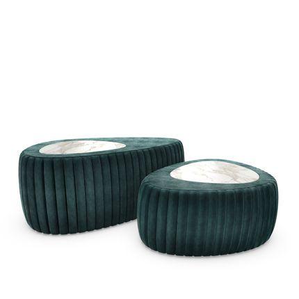 Console tables - Cappadocia coffee table - ALMA de LUCE