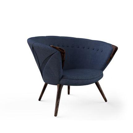Armchairs - Takeami armchair - ALMA de LUCE