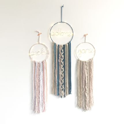 Wall decoration - Dreamcatcher  - LES LOVERS DECO