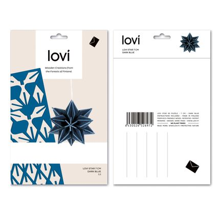 Design objects - Lovi Star - LOVI