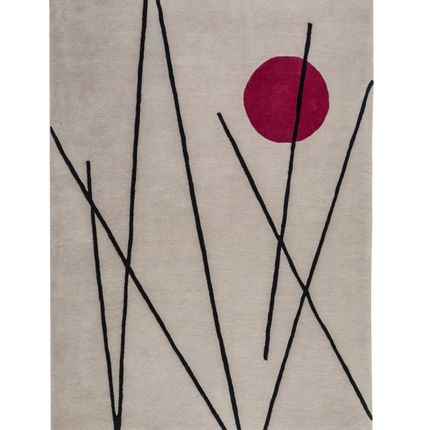 Tapis  - Night Out Rouge - CARPETS CC