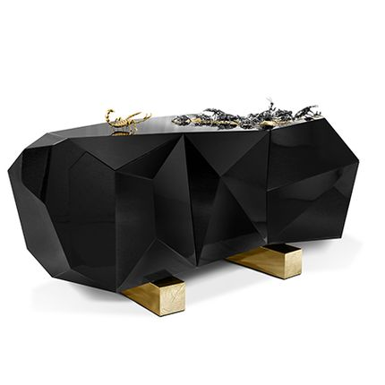 Sideboards - DIAMOND METAMORPHOSIS Sideboard - BOCA DO LOBO