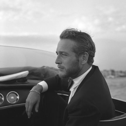 Cadres - Paul Newman In Venice - GALERIE PRINTS