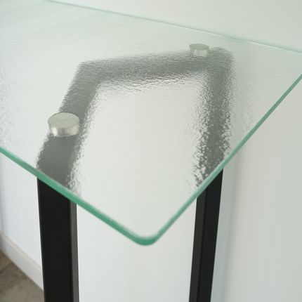 Tables consoles - Console en verre FABRIQUE - GLASSVARIATIONS