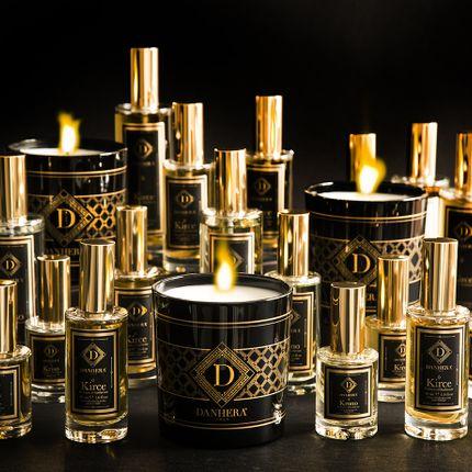 Candles - BOUGIES PARFUMEES  - DANHERA ITALY