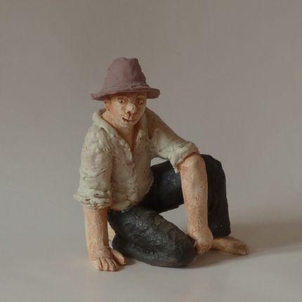 Sculpture - Solo - ELISABETH BOURGET