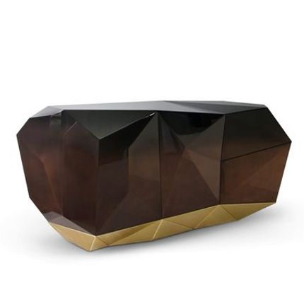 Sideboards - DIAMOND CHOCOLATE Sideboard - BOCA DO LOBO