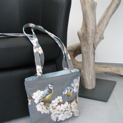 Bags / totes - a new product line.. the Art de Lys  family is still growing - ART DE LYS