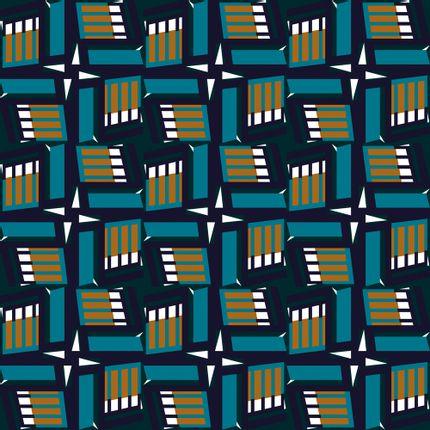 Upholstery fabrics - Upholstery fabric ABRACADABRANTESQUE - CORALIE PREVERT PARIS