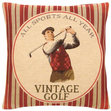 Cushions - Horses and Golf - FS HOME COLLECTIONS
