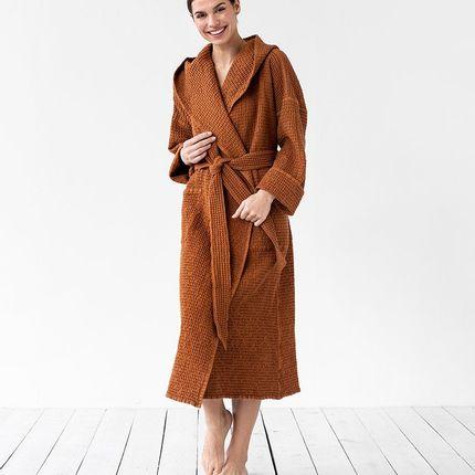 Bath towel - Waffle bathrobe - MAGIC LINEN