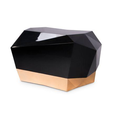Tables de nuit - DIAMOND Nightstand - BOCA DO LOBO