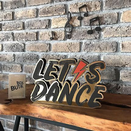 Decorative objects - LET'S DANCE - BOX BUTIK