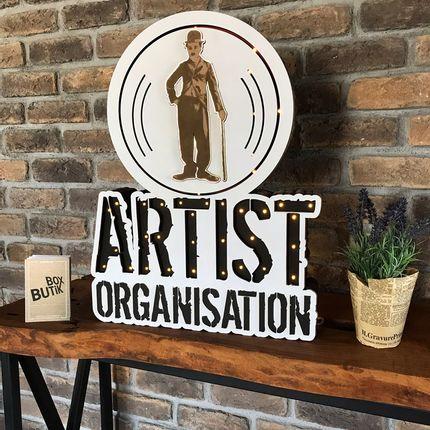 Objets personnalisables - ARTIST ORGANISATION - BOX BUTIK