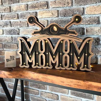 Objets personnalisables - MMM - BOX BUTIK