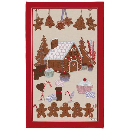 Dish towels - Gretel tea-towel - BEAUVILLÉ