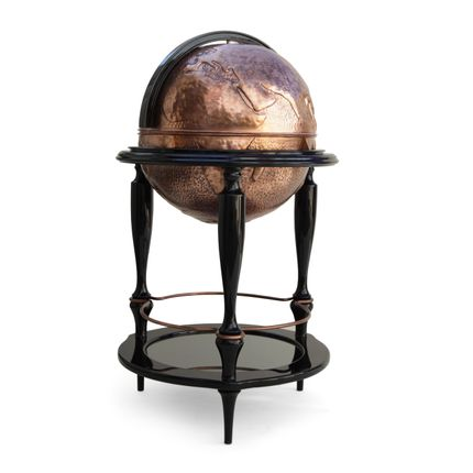 Unique pieces - EQUATOR Bar Globe - BOCA DO LOBO