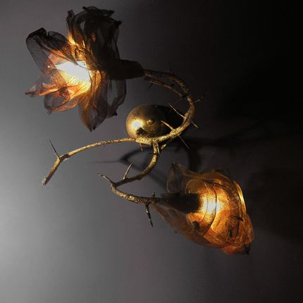 Wall lamps - Thorns - F+M FOS