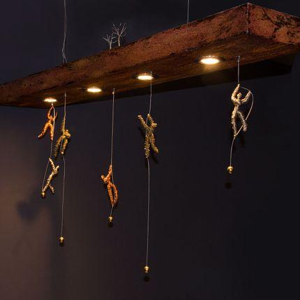 Hanging lights - Acrobats  - F+M FOS