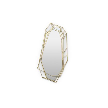 Miroirs - Diamond Wall Mirror - COVET HOUSE