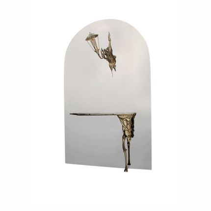 Decorative objects - Lumiere Console - COVET HOUSE