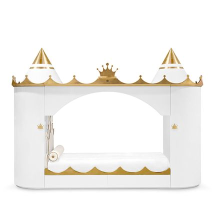 Lits - Kings & Queens Castle Bed - COVET HOUSE