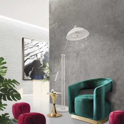 Floor lamps - Armstrong Floor Lamp - DELIGHTFULL