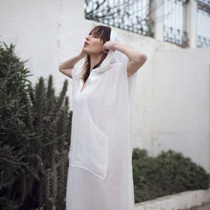 Homewear - THE SAHARA Kaftan unisexe - BARAA