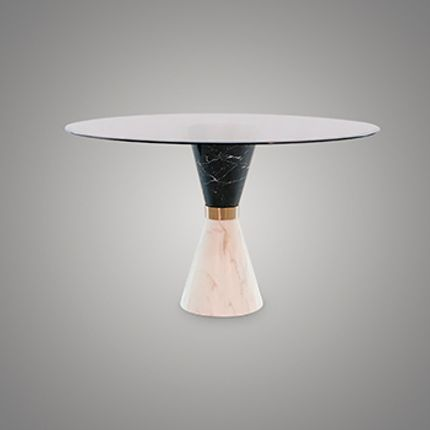 Tables - Vinicius | Dining Table - ESSENTIAL HOME