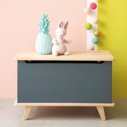Children's bedrooms - Toy box - LAURETTE