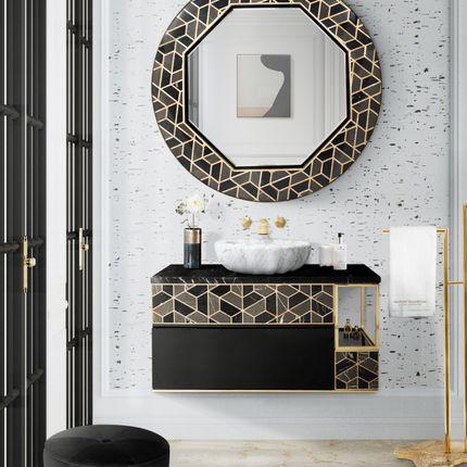 Meubles pour salles de bains - Tortoise Armoire de Suspension - MAISON VALENTINA