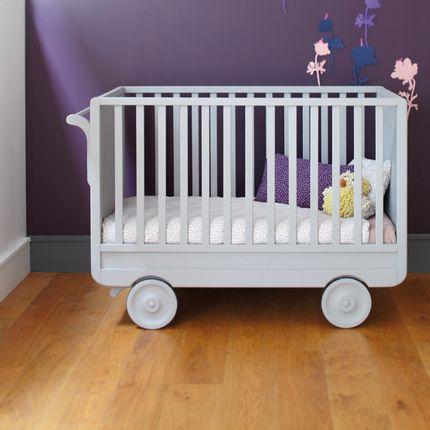 Baby furniture - Lit Roulotte - LAURETTE