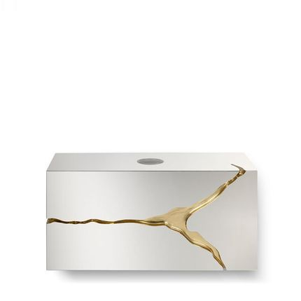 Night tables - Lapiaz Nightstand - COVET HOUSE