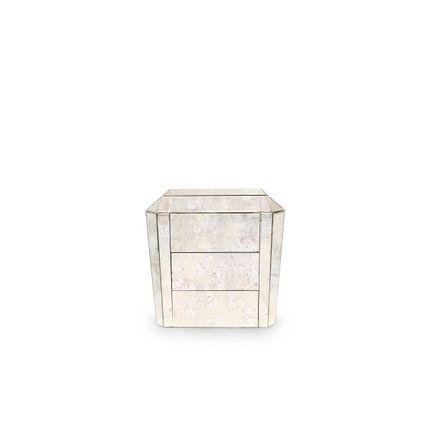 Night tables - Tamara II Nightstand - COVET HOUSE