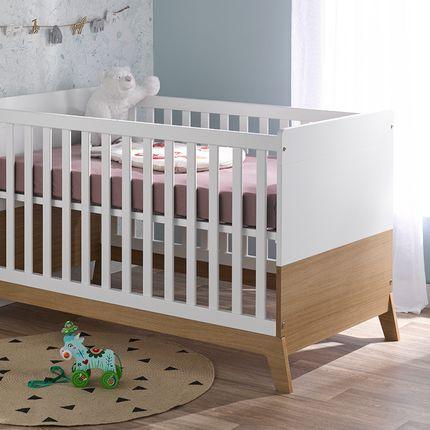Mobilier bébé - LIT BEBE ARCHIPEL - SOFAMO