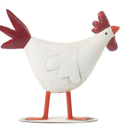 Decorative objects - 3 little chicken - BADEN GMBH