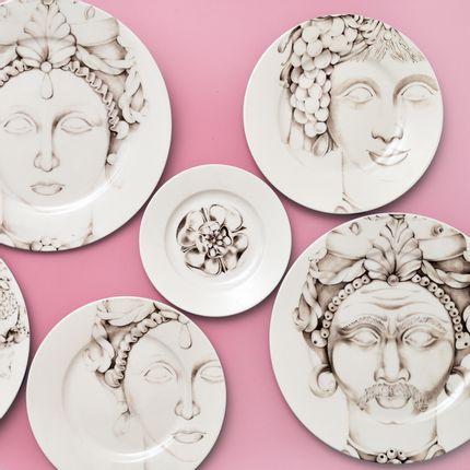 Céramique - Teste di Moro - FRANCESCA COLOMBO