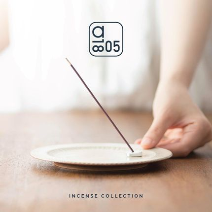 Home fragrances - a1805 - Incense collection - QURZ INC.