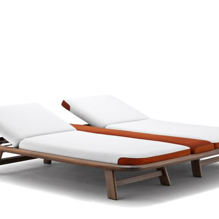 Deck chairs - 10th Tellaro Sun Lounger - EXTETA