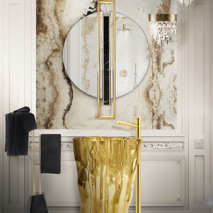 Bathroom furniture - Eden Freestanding - MAISON VALENTINA