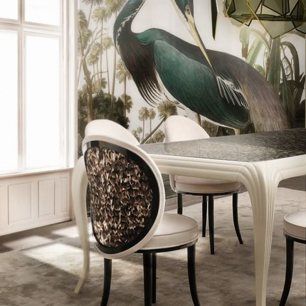 Chairs - Merveille Dining Chair - KOKET LOVE HAPPENS