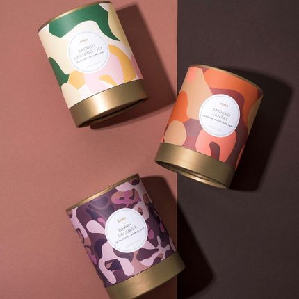 Bougies - CORE & PASTICHE COLLECTION - KOBO PURE SOY CANDLES