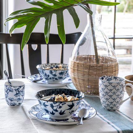 Bowls - Flora Japonica, By Tokyo Design Studio - TOKYO DESIGN STUDIO